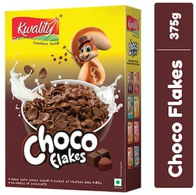 Kwality Choco flakes 375 g (Pack of 2)
