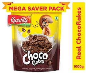 Kwality Choco Flakes 1 kg ( Pack of 1 )