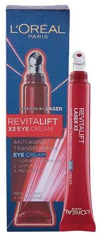 L'Oreal Paris Revitalift Laser X3 Eye Cream 15 ml