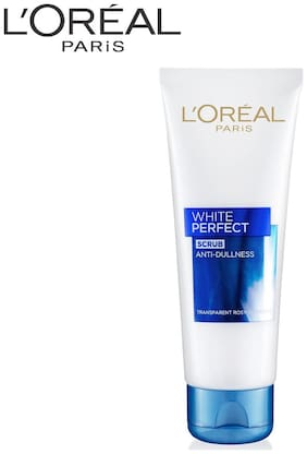 L'Oreal Paris White Perfect Anti-Dullness Scrub 100 ml