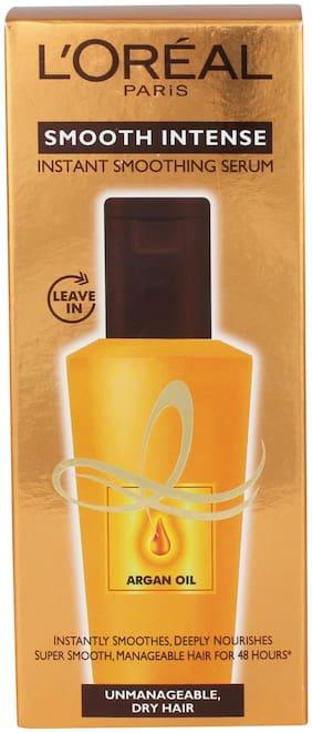 L'Oreal Paris Smooth Intense Intant Smoothing Serum Argan 100Ml