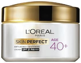 L'Oreal Paris Perfect Skin Age 40+ Anti - Aging And Whitening Cream 50 ml