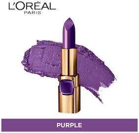 L'Oreal Paris Color Riche Moist Matte Lipsticks 238 Purple