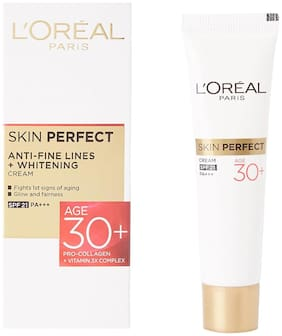L'Oreal Paris Perfect Skin 30+ Day Cream 20 gm