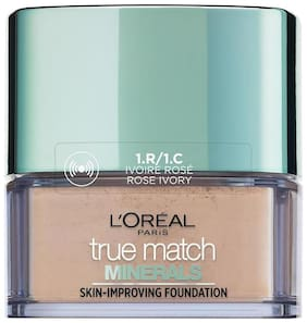 L'Oreal Paris True Match Mineral Foundation 1R/1C Ivoire Ro