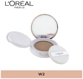 L'Oreal Paris True Match Lumi Cushion Foundation W2 Light Ivory