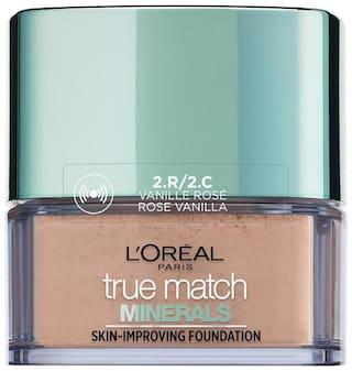 L'Oreal Paris True Match Mineral Foundation 2R/2C Vanille Ro