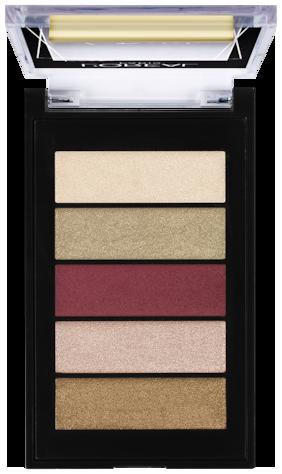 L'Oreal Paris La Petite Eyeshadow Palette;Nudist;5gm (Pack of 1)