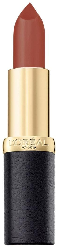 L'Oreal Paris Color Riche Moist Matte Lipstick 202 Maple Mocha