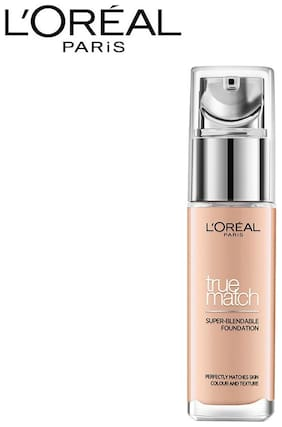 L'Oreal Paris True Match Liquid Foundation - D5W5 Golden Sand 30 ml