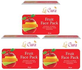 La Cura Fruit Face Pack
