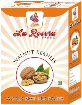 La Rosera Superior Brown Walnut Kernel 200g (Pack of 1)