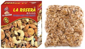 La Rosera Light Broken Walnuts (Akhrot) 500g-Without Shell.