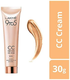 Lakme 9 to 5 Complexion Care - Beige  30gm