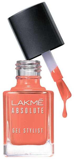 Lakme Absolute Gel Stylist Nail Color 12ml