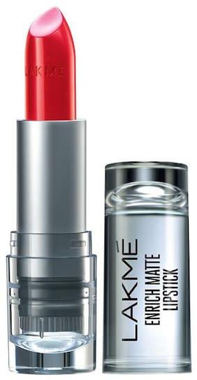 Lakme Enrich Matte Lipstick Shade PM11 4.7g (Pack Of 1)