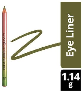 Lakme Eye Liner - 9 to 5 Naturale Gel, Olive Green 1.14 gm