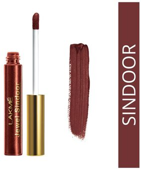 Lakme Jewel Sindoor, Maroon, 5 ml