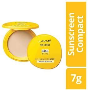 Lakme Lakme Sun Expert Ultra Matte Spf 40 Pa+++ Compact  7 G