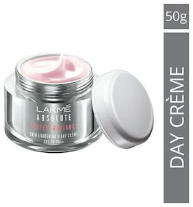 Lakme Perfect Radiance - Lightening Day Cream With Sunscreen 50 g