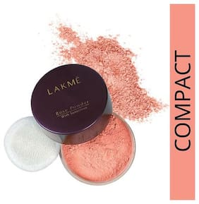 Lakme Rose Face Powder - Sunscreen 40 gm