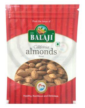 BALAJI Calfornia Almonds 500g