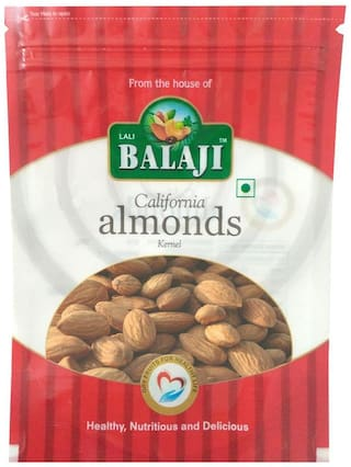 Balaji Calfornia Almonds 200G