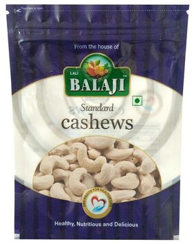 Balaji Cashew W-320 Regular 200G