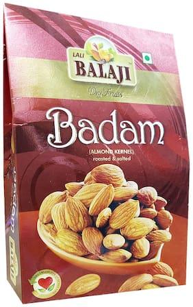 Lali Balaji Roasted & Salted Almond Kernels 250g (Pack Of 1)