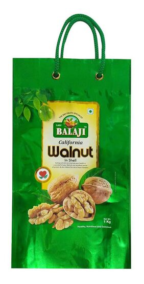 Balaji California Walnut Inshell Select 1000G