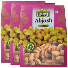 Balaji Abjosh Munkka Gold ( Pack of 3;250gm each)