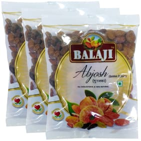 Balaji Abjosh munkka Regular 750G (Pack Of 3, 250g Each)