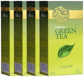 Laplant Green Tea, Long Leaf - 400G