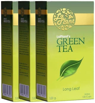 Laplant Green Tea, Long Leaf - 300G