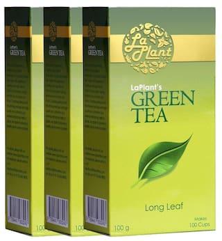 Laplant Green Tea, Long Leaf - 300G