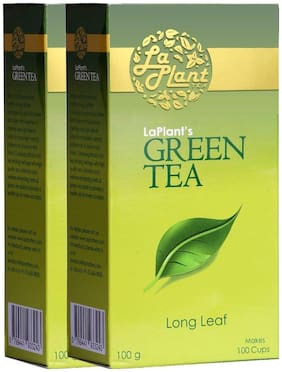Laplant Green Tea, Long Leaf - 200G