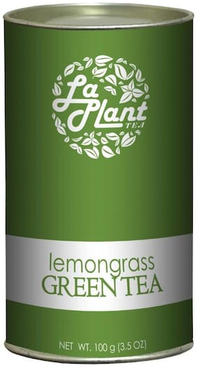 Laplant Lemongrass Green Tea - 100 G