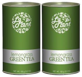 Laplant Lemongrass Green Tea - 200 G