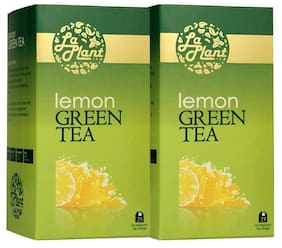 LaPlant Lemon Green Tea - 50 Tea Bags