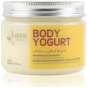 Lass Naturals Mango Passion Fruit Body Yogurt Cream 250 g