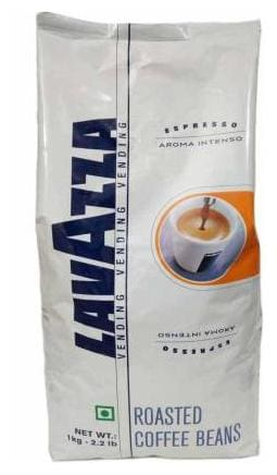 Lavazza Aroma Intenso Roasted coffee beans 1kg