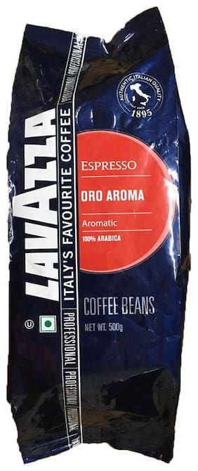 Lavazza ORO Aroma Coffee Beans 500g (Pack Of 1)