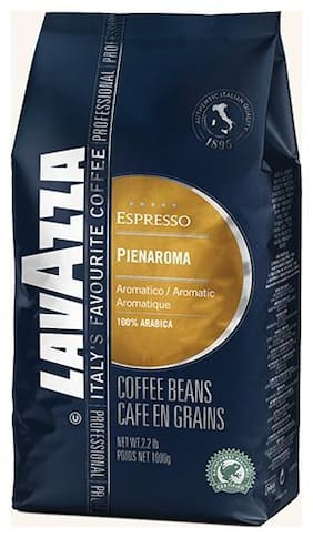 Lavazza Pienaroma Coffee Beans 1kg (Pack Of 1)