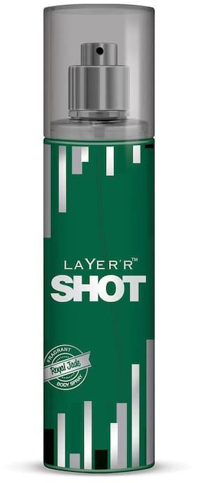 Layer'r Shot - Royal Jade- 135 Ml