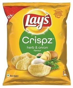 Lays Crispz - Herb & Onion 57 Gm