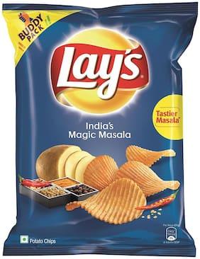 Lays Potato Chips - Indias Magic Masala 52 g
