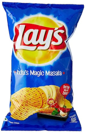 Lays Potato Chips - Indias Magic Masala 90 g