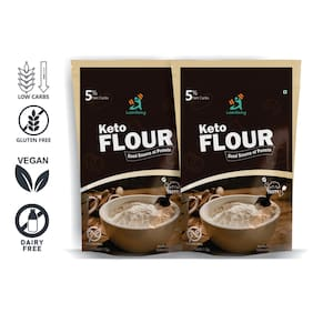 Leanbeing Keto Flour 1kg (Pack of 2)