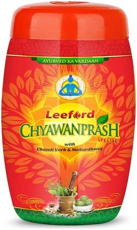 Leeford Ayurvedic Chyawanprash 500g Pack of 2