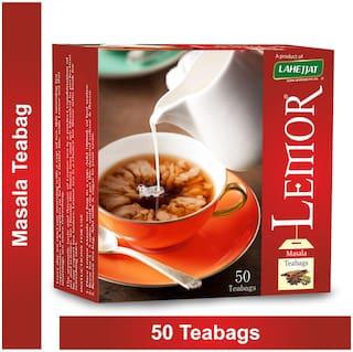 Lemor 50 Masala Tea Bags